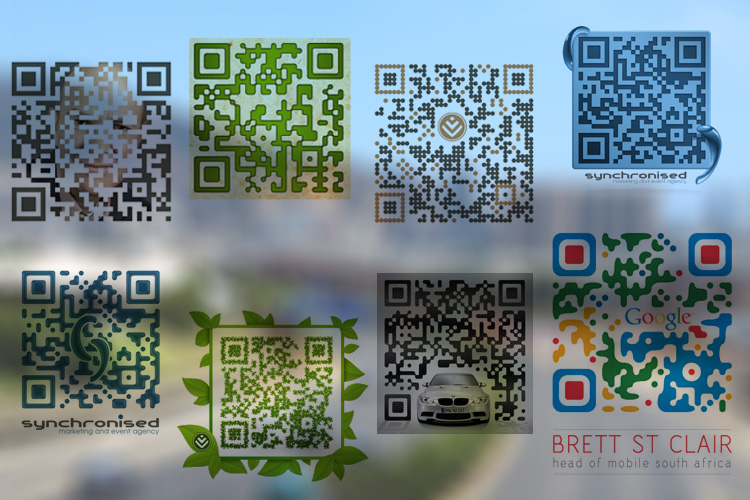 Make your QR code part of your brand.